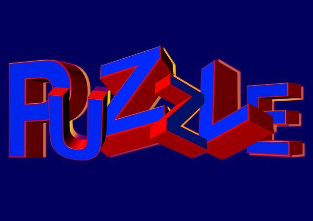 Free illustration: Puzzle, Letters, Puzzles, Secret - Free Image ...