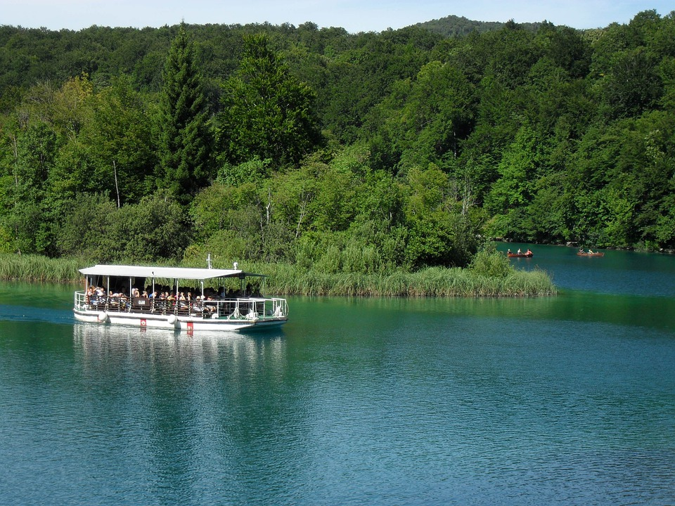 Plitvice Lakes, Nature, Lake, Croatia, National Park