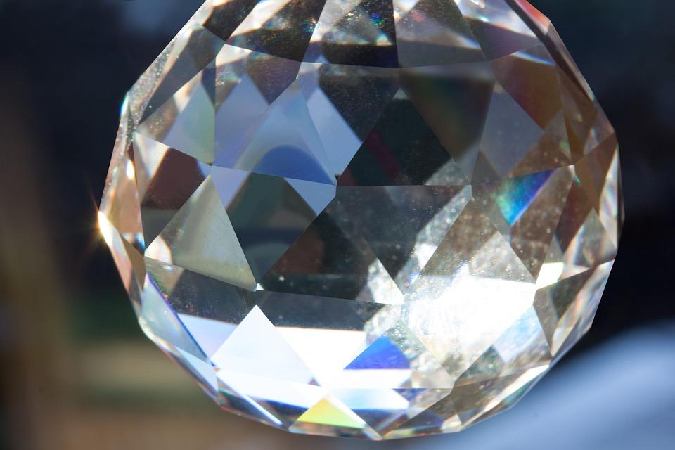 Free Photo Prism Ball Geometric Body Free Image On