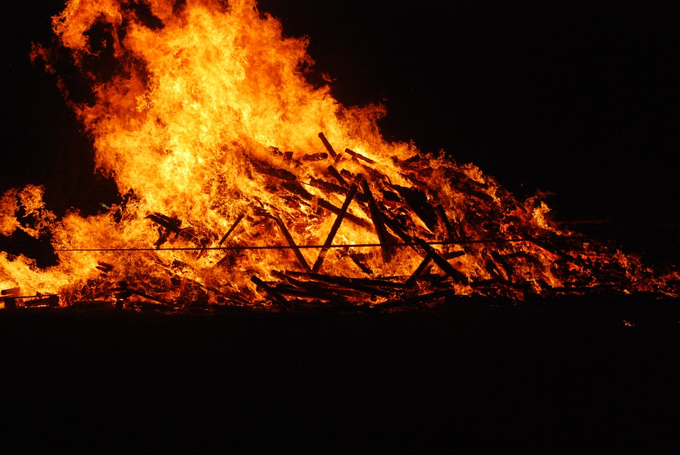 Funeral Pyre