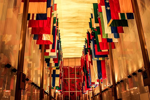 Hall Of Nations Kennedy Center Washington