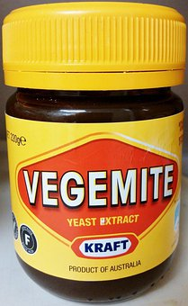 Vegemite, Spread, Yeast, Extract, Salty