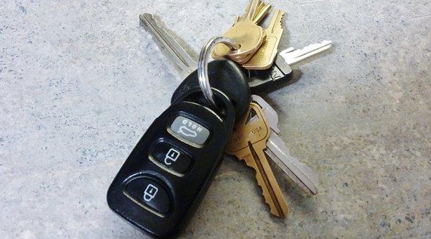 Keys, Car, Ignition Key, Key, Key Fob