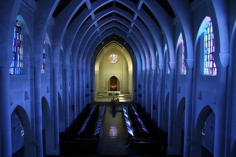 Kirche, Trappist, Georgien, Kloster, Dom, Religion