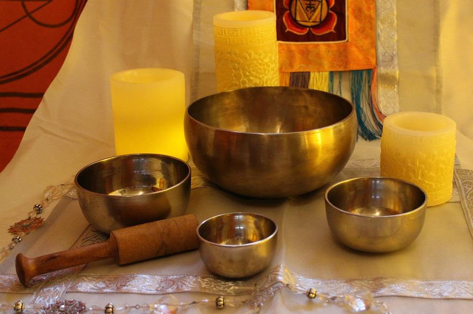 Free Photo Singing Bowl Singing Bowls Free Image On