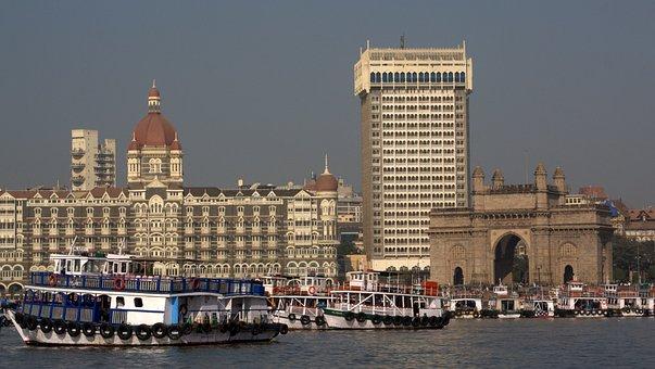 Principales ciudades de Asia Bombay India