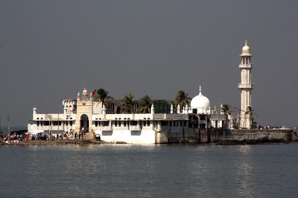 Haji Ali Shrine Mumbai Bombay Free Photo On Pixabay