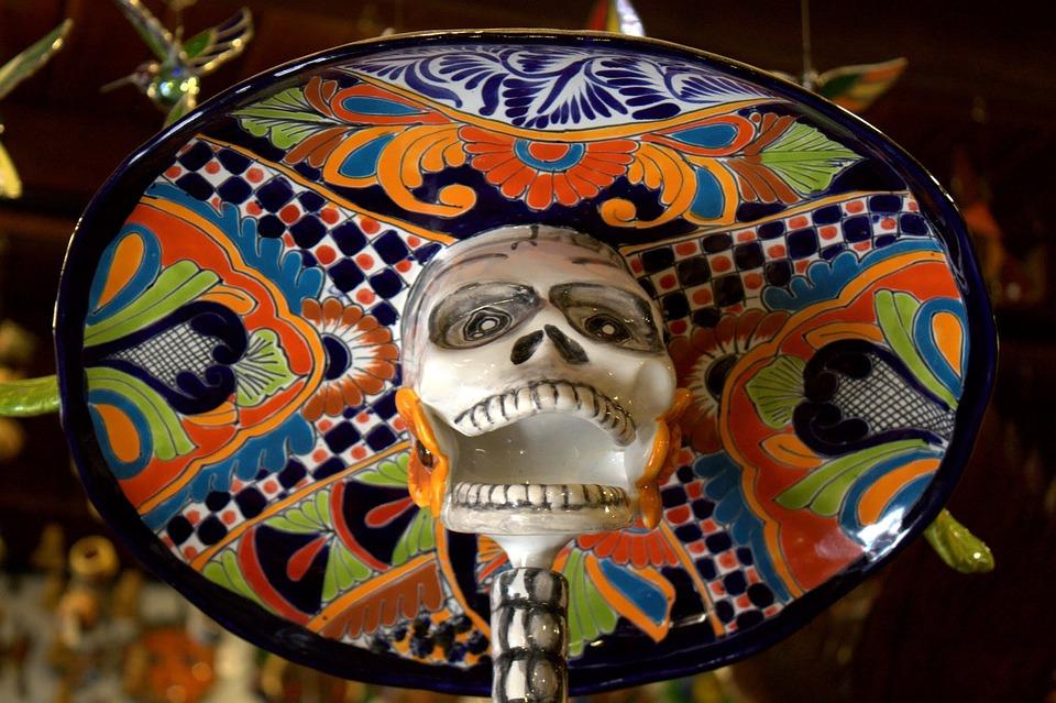 El Dia De Los Muertos, Dzień Żywych Trupów, Mexican
