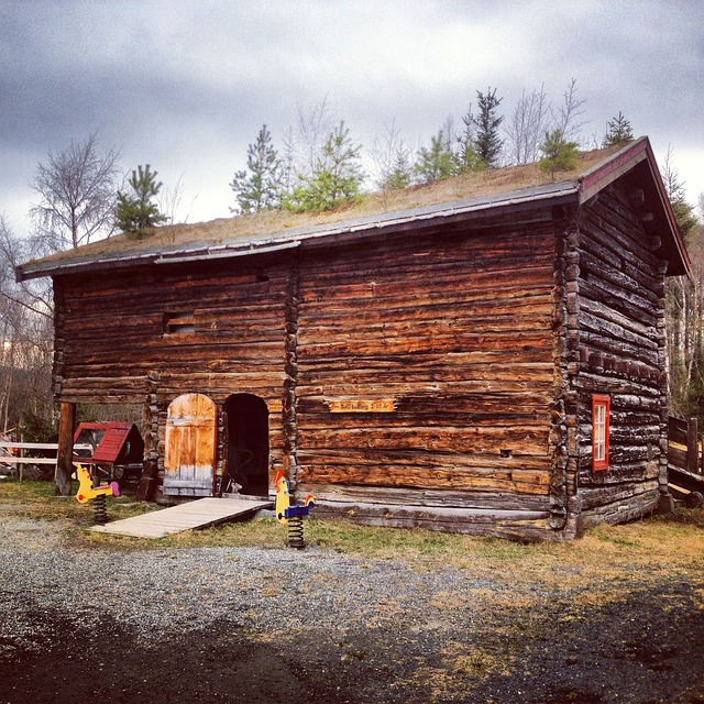 Free Photo Shed Shack Cabin Wooden Norway Free