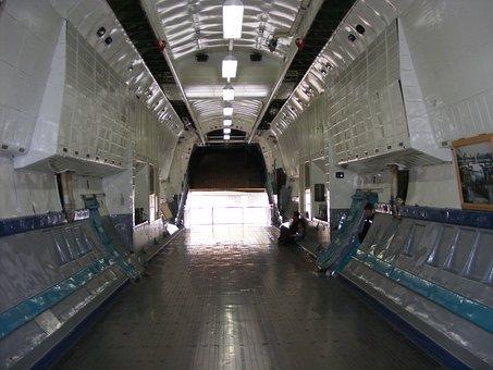 Espacio De Carga, Aviones De Carga