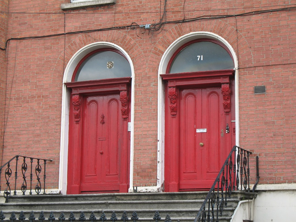 dublin ireland door dublin doors house home & Dublin Ireland Door · Free photo on Pixabay
