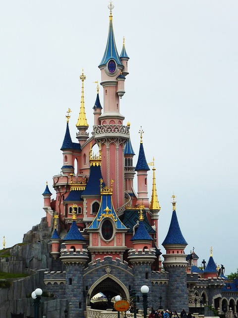 disneyland paris frankreich kostenloses foto auf pixabay. Black Bedroom Furniture Sets. Home Design Ideas