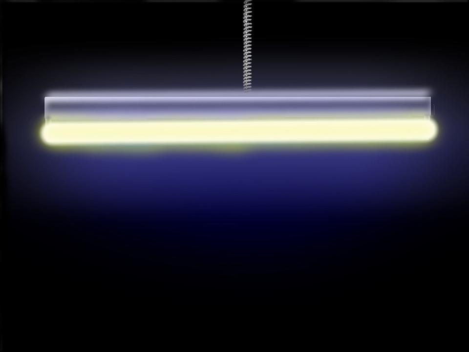 Tubo Al Neon, Industria, Luci Al Neon, Luce Al Neon