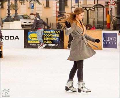 Ice Skating, Ice-Skating, Skating