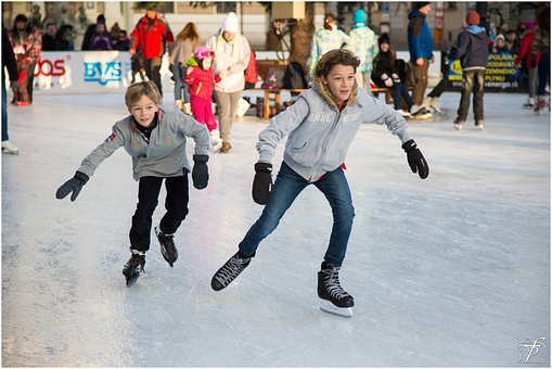 Ice Skating Ice-Skating Skating Figure Ska