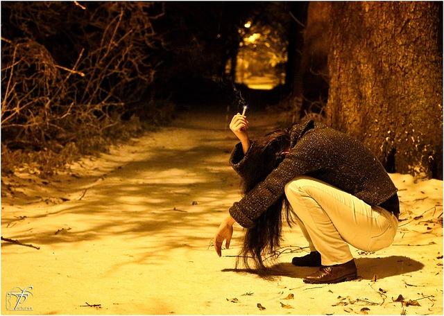Free Photo Sad Girl Depressed Unhappy Woman Free