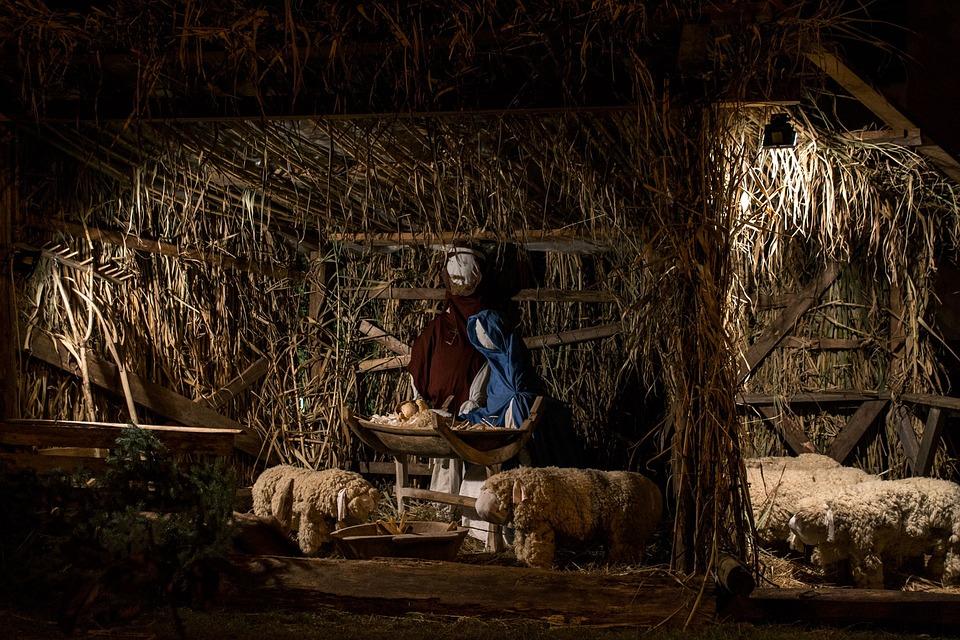 christmas nativity scene advent 183 free photo on pixabay