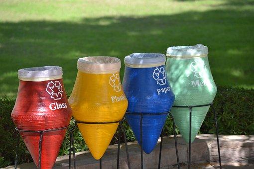 Recycler, Égypte