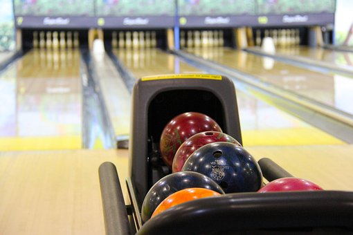 Bowling, Colorful, Bowling Balls