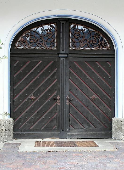 Doppeltür Holz eingang flügeltür doppeltür kostenloses foto auf pixabay
