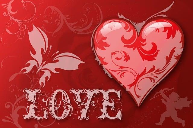 Illustration gratuite coeur amour luck r sum image - Image d amour gratuite ...
