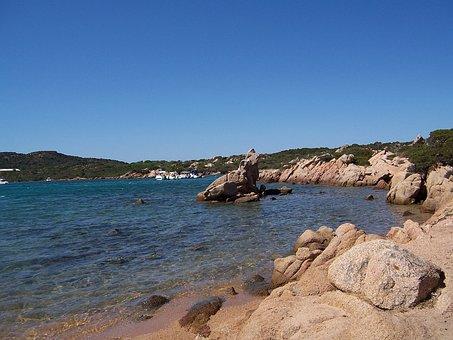 La Maddalena, Mare, Sardegna