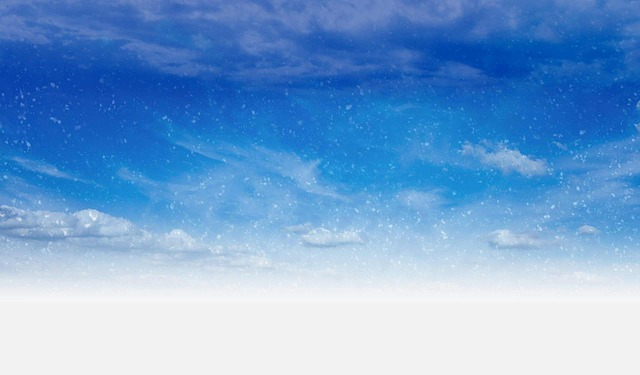 free photo  snow  flurries  sky  day  blue - free image on pixabay