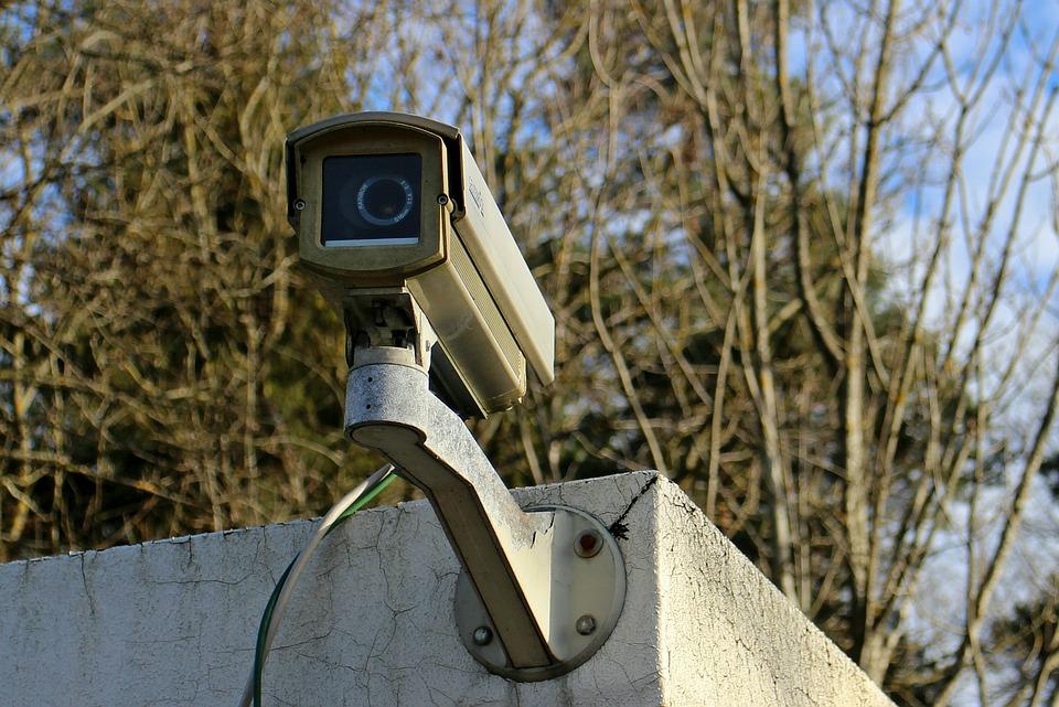 監視カメラ, セキュリティ, カメラ, 監視, 時計, コントロール, 自由の欠如, ビデオ監視, 保護