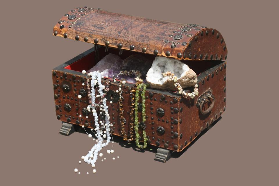 보물 보석 상자 183 Pixabay의 무료 사진