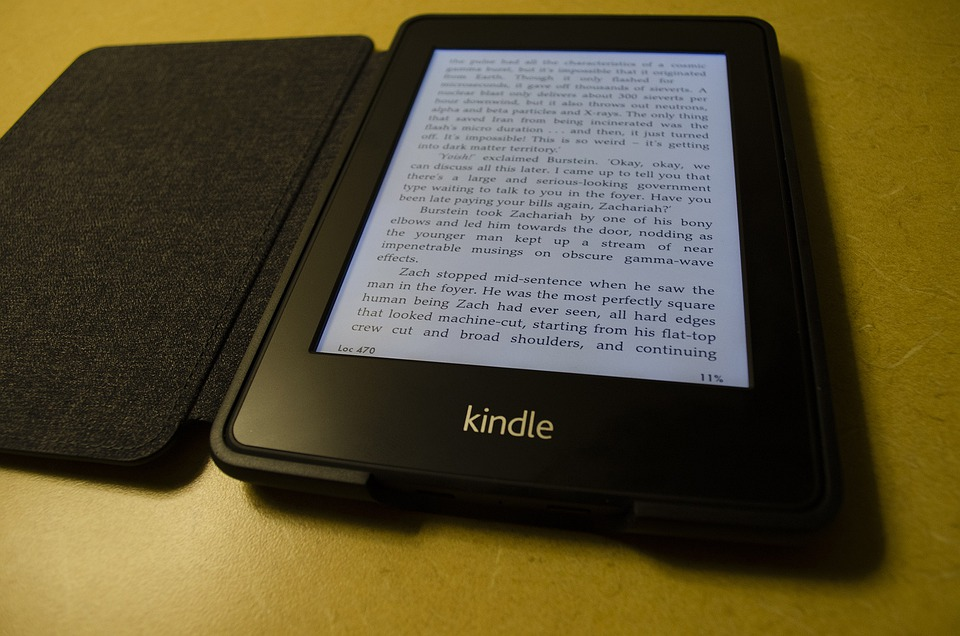 Kindle E Reader Book Kostenloses Foto Auf Pixabay