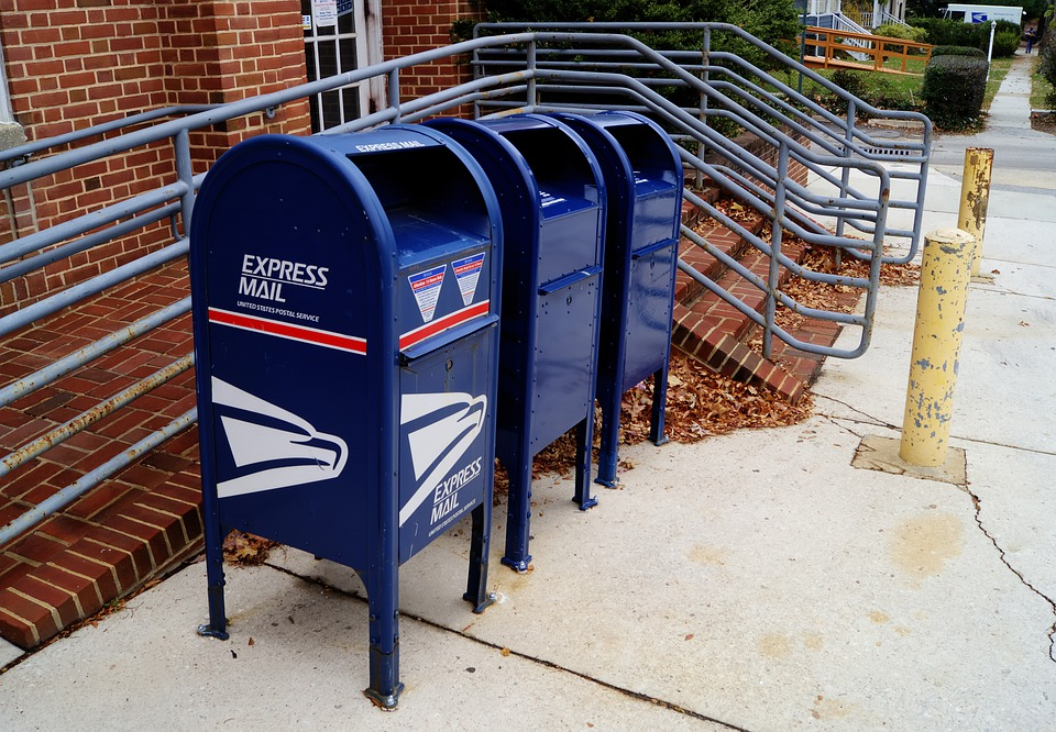 Free photo: Mailboxes, Mail, Us Mail, Letter - Free Image on ...