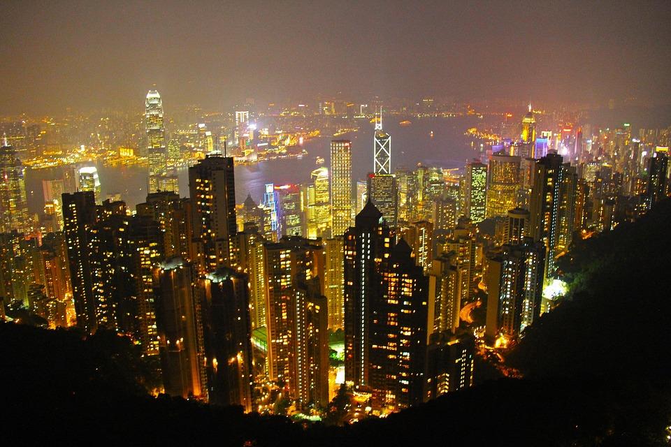 the peak hong kong scenic free photo on pixabay. Black Bedroom Furniture Sets. Home Design Ideas