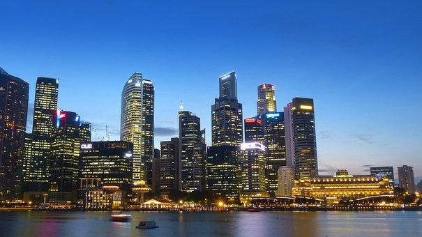 Principales ciudades de Asia Singapur