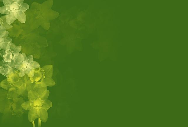 Free Illustration Background Green Spring Easter Free Image On Pixabay 243789