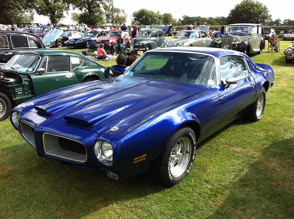 Car, Muscle Car, Racing Car, Roadster, Classic
