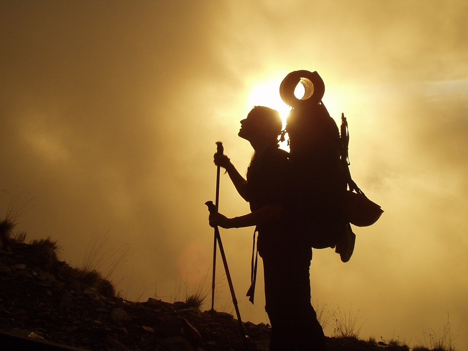 Image result for hiking pixabay