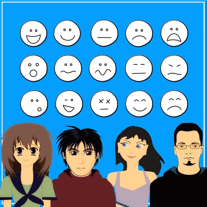 illustration gratuite   u00c9motions   u00c9motic u00f4ne  groupe   u00c9quipe - image gratuite sur pixabay