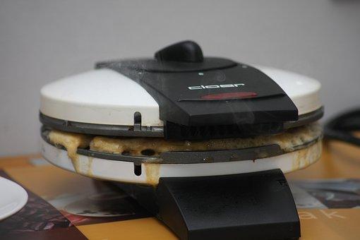 Waffle Irons, Waffle, Kitchen Utensil