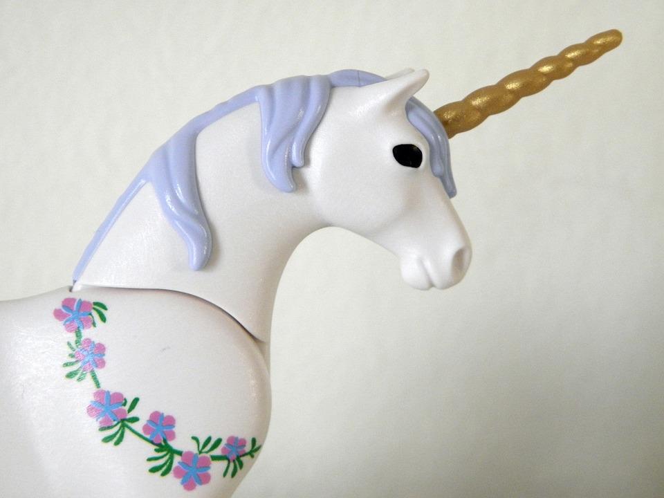 licorne cheval ross playmobil jouets enfant
