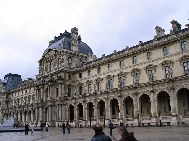 無料の写真 ルーヴル美術館, パリ, フランス, 建物, 博物館, アーキテクチャ , Pixabayの無料画像 , 245711