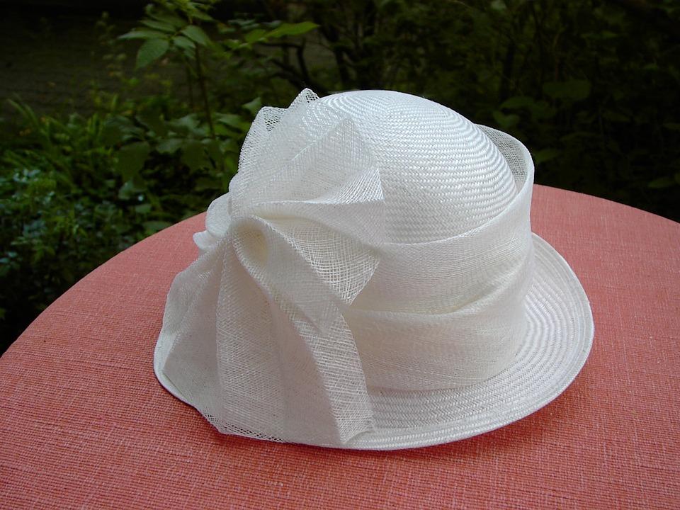 Su Foto Cappello Bianco Donna Pixabay Ciclo · Di Gratis S40qT