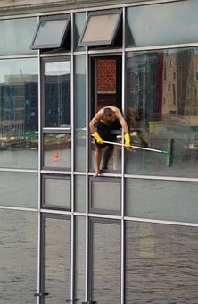 Window Cleaner Architecture House Building
