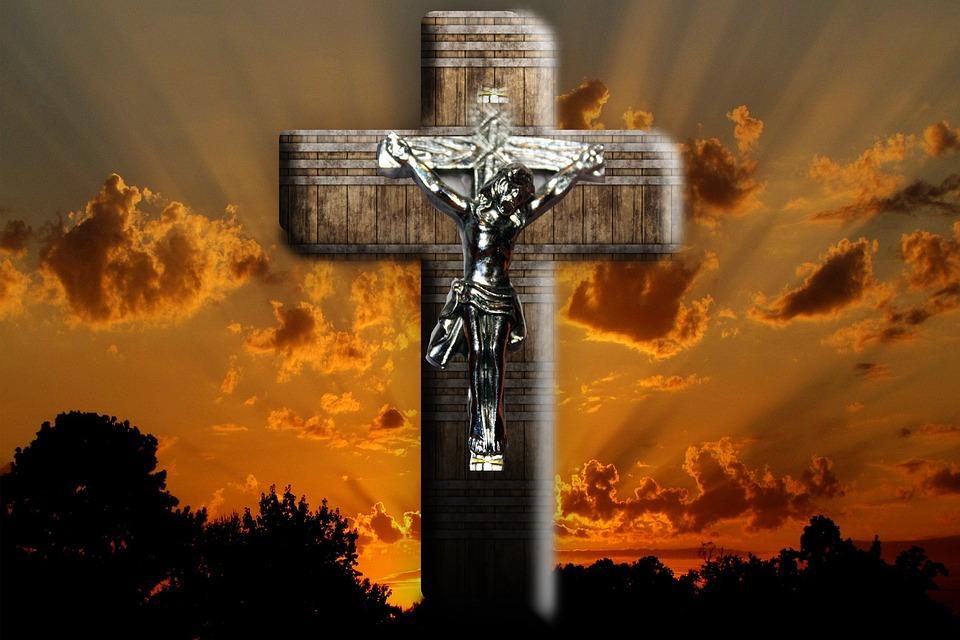 Jesus Crucifixion Sunset Free Photo On Pixabay