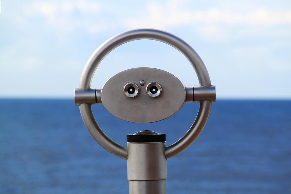 Periscopio, Buque, Gastos De Envío, Mar, Atlántico
