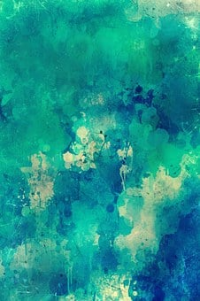 Backdrop Watercolor Painting Distress