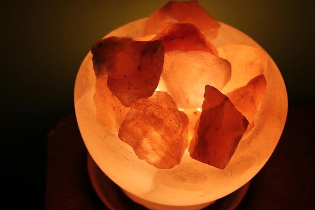 Salt Crystal Lamps Science : Free photo: Salt Crystal, Lamp, Crystals - Free Image on Pixabay - 249335