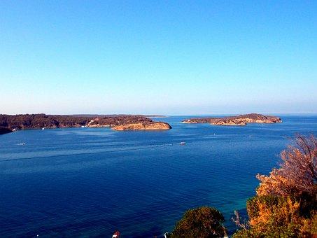 Mare, Isola, Adria, Croazia