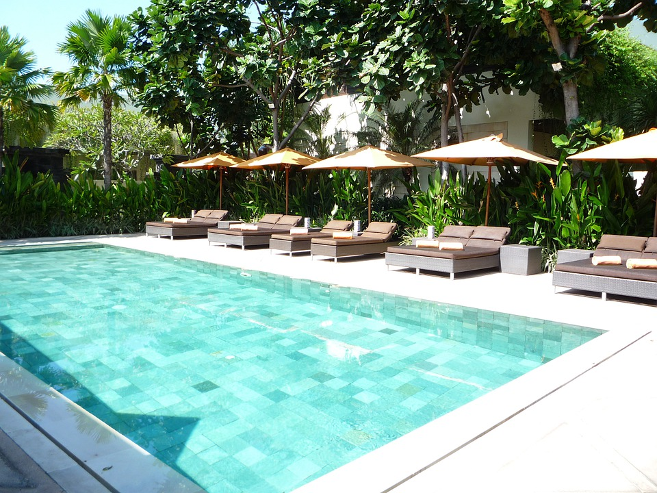 Free photo swimming pool indonesia bali free image on for Pool design bali