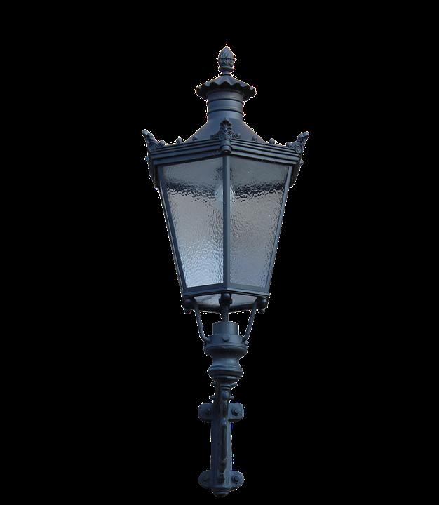 Lamp Street Historic Lighting Light