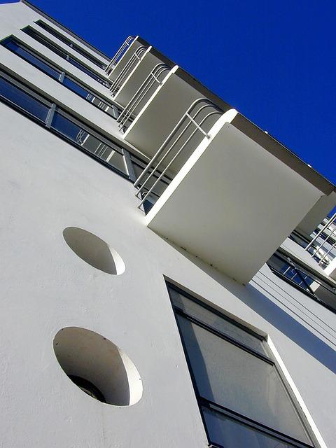 free photo bauhaus architecture dessau free image on pixabay 249747. Black Bedroom Furniture Sets. Home Design Ideas
